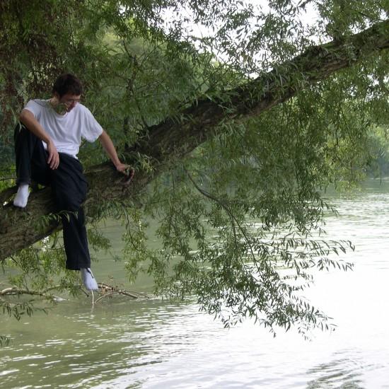 Au dessus du fleuve